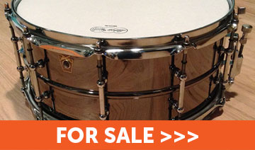MKE Drum Co. For Sale Items