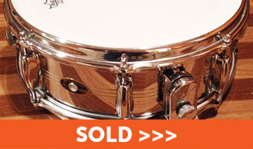 MKE Drum Co. Sold Items