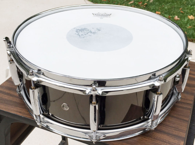 Pearl Chad Smith Signature 14x5 Steel Shell Snare Drum