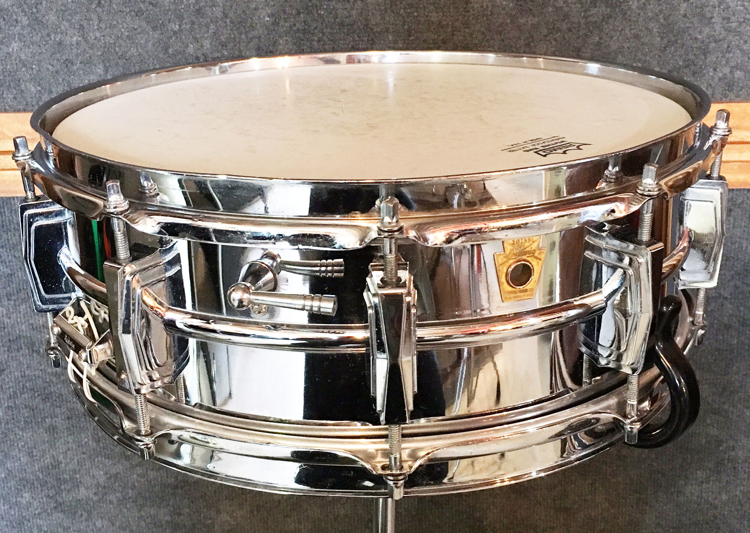 1964 Ludwig 5x14 Supraphonic Snare Drum