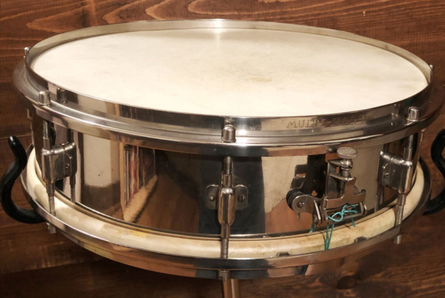 1920s Leedy Multi-Model 4x14 Snare Drum